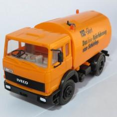Herpa IVECO Eurostar camion curatenie 1:87 - Macheta auto, 1:43