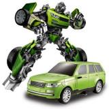 Cumpara ieftin NOU! ROBOT TRANSFORMERS 2IN1,SE TRANSFORMA IN MASINUTA,ROBOT SI MASINUTA DE FIER