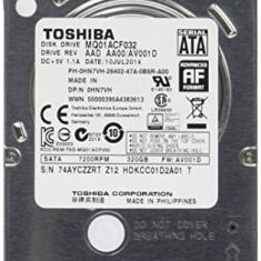 Hard disk Toshiba 2.5