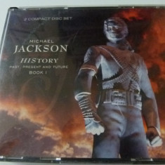 Michael Jackson -History -2 cd - Muzica Pop Epic rec
