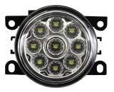 Proiector ceata LED compatibil DACIA Logan, Sandero, Duster. COD: 32217