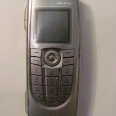 PVM - Mobil telefon vechi colectie NOKIA 9300 Comunicator fabricat Finlanda