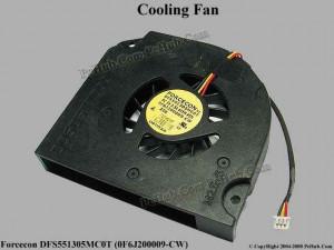 Ventilator Dell Vostro 1500 Inspiron 1520 1521 dfs551305mc0t Livrare gratuita!