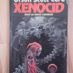 Xenocid - ORSON SCOTT CARD, Saga lui Ender continua - Carte SF