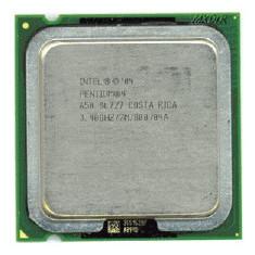 CPU Procesor PC Intel Pentium 4 650 3, 4ghz/2MB socket 775 extreme HT, Intel Core Duo, Numar nuclee: 1, Peste 3.0 GHz, LGA775