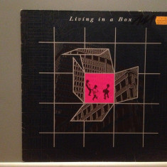 LIVING IN A BOX - LIVING....(1987/CHRYSALIS/RFG) - VINIL Maxi-Single