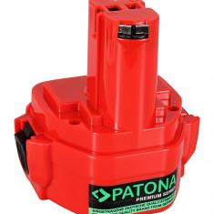 PATONA Premium | Acumulator p Makita 6270DWAE 1220 1222 4331D 12V 3300mAh |6112|