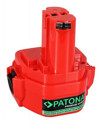 PATONA Premium | Acumulator p Makita 6270DWAE 1220 1222 4331D 12V 3300mAh |6112| foto