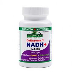 NADH+ Forte 12, 5mg > Coenzima CoE1 30 tablete - Energizante