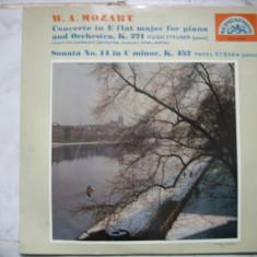 Mozart-vinil supraphone - Muzica Clasica