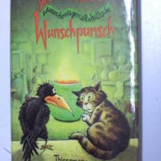 Der satanarchaolugenialkohollische Wunschpunsch / Michael Ende - Carte de povesti