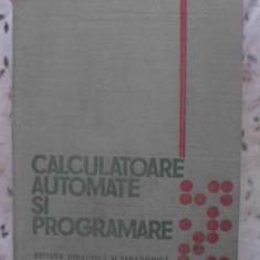 Calculatoare Automate Si Programare - Adrian Petrescu, 410376