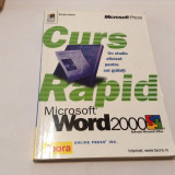 CURS RAPID  MICROSOFT WORD 2000,RF13/1
