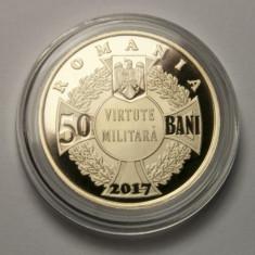 50 bani 2017 Teodoroiu - Moneda Romania