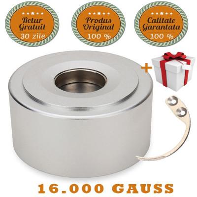 """Magnet detasator model """"Strong"""" + carlig detasator - Produse originale 100% foto"""