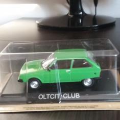 Macheta metal oltcit club + revista masini de legenda nr. 11 - Macheta auto, 1:43
