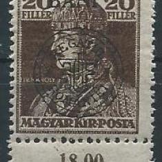 1919 Romania- Emisiunea Oradea, KARL-MNH - Timbre Romania, Nestampilat