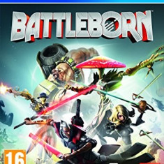 Battleborn - PS4 [Second hand] - Jocuri PS4, Role playing, 18+, MMO