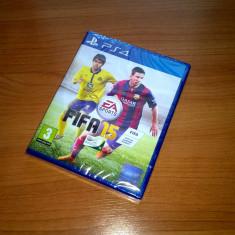 Joc Playstation 4 PS4 - FIFA 15, nou, sigilat - Jocuri PS4