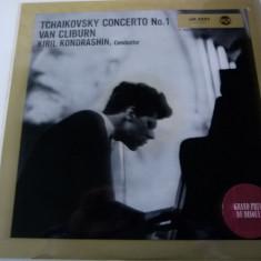 Tchaikovski - van Cliburn - vinyl - Muzica Clasica rca records, VINIL