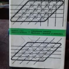 CALCULATOARE NUMERICE - FREDRICK J. HILL - Carte Informatica