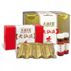 Vand Tien Hsien Liquid sigilat o cutie +4 fiole separate sigilate.
