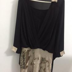 Rochie elegantă - Rochie de seara, Marime: 38, Culoare: Negru
