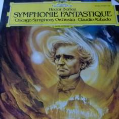 Berlioz - Sy. Fantastique -vinyl - Muzica Clasica Deutsche Grammophon, VINIL