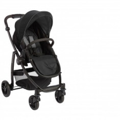 Carucior Copii 2 in 1 Graco Evo II TS Black Grey
