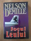 NELSON DEMILLE- JOCUL LEULUI