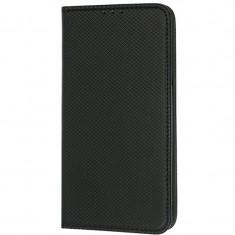 Husa de protectie cover flip pentru Lenovo K6 Note, Negru - Husa Telefon