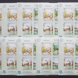 BOSNIA AND HERZEGOVINA, Serb.Rep. 2005 - BL13B (nedantelat) X 10 , CV 600 Euro, Nestampilat