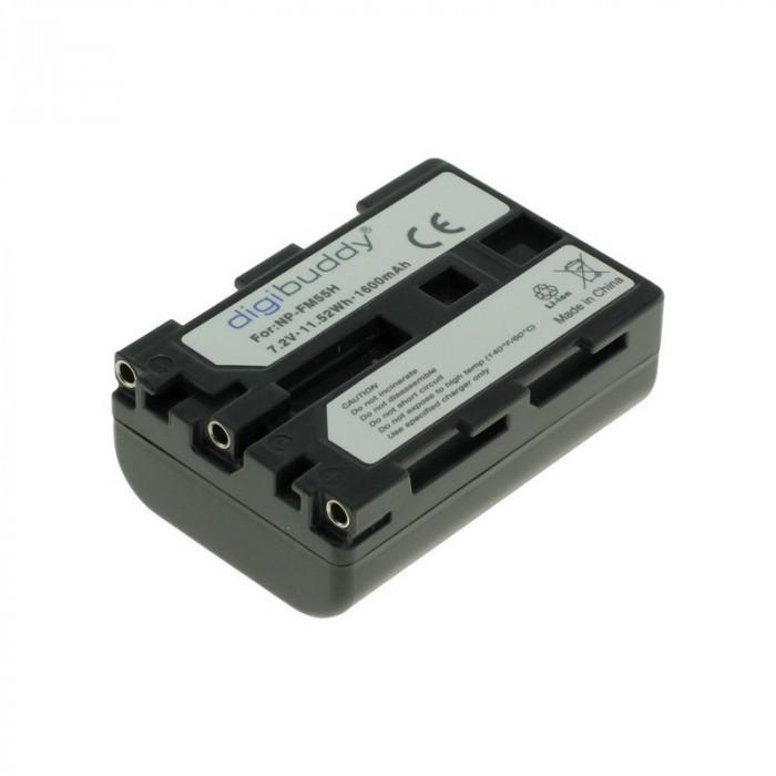 Acumulator pentru Sony NP-FM55H / NP-QM51 1600mAh foto mare
