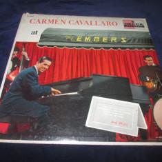 Carmen Cavallaro - At The Embers _ vinyl, LP _ Decca(SUA) - Muzica Jazz decca classics, VINIL
