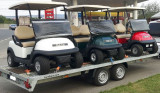 Golf cart Club Car Precedent i2 - (Autovehicul electric/Masinuta golf)