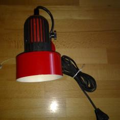 Red Light / aplica perete 1 bec - Corp de iluminat, Aplice