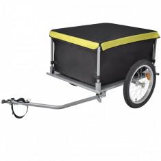 Remorca de bicicleta pentru bagaje model Salamandra - Remorca bicicleta