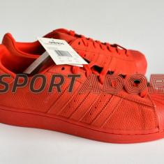 Adidas Originals Superstar Suede 44 2/3EU - piele intoarsa, factura si garantie - Adidasi barbati, Culoare: Din imagine