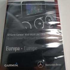 Garmin map pilot NOU SIGILAT ORIGINAL ultima versiune V9 2017/2018 (NU CLONA), 7 inch, Toata Europa