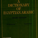 Dictionar Arab-Englez