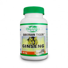 GINSENG TIGRU SIBERIAN 500 mg 100 tablete - Energizante