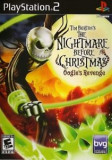 Tim Burton - The Nightmare before christmas -Oogie Revenge - PS2 [Second h] FRA, Actiune, 3+, Single player