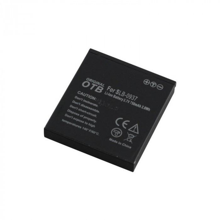 Baterie pentru Samsung SLB-0937 750mAh foto mare