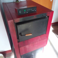 Centrală termica pe lemne Astra 40 kw cu gazeificare
