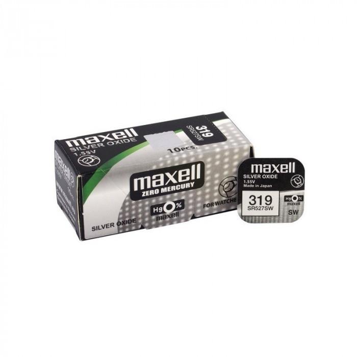 Baterie Oxid de argint pentru ceas Maxell 319 BL11 foto mare