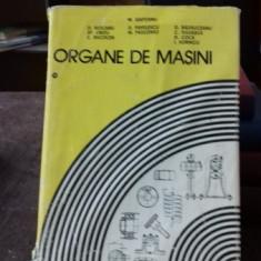 ORGANE DE MASINI - MIHAI GAFITANU VOL.1 - Carti Mecanica