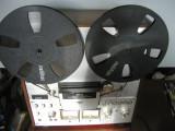 Magnetofon AKAI GX-630 D, 3 motoare DD, 3 capete GX, stare f. buna