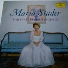 Maria Stader - vinyl - Muzica Opera Deutsche Grammophon, VINIL