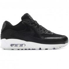 Pantofi sport barbati Nike Air Max 90 Premium 700155-008 - Adidasi barbati Nike, Negru