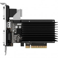 Placa video Palit nVidia GeForce GT 710 1GB DDR3 64bit Low Profile - Placa video PC Palit, PCI Express